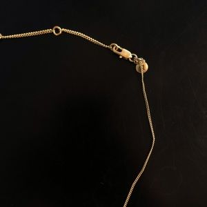Madewell Jewelry - Short Bar Necklace - Madewell